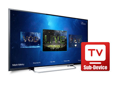 iView HD Plus Sub Device - 3 Day Free Trial